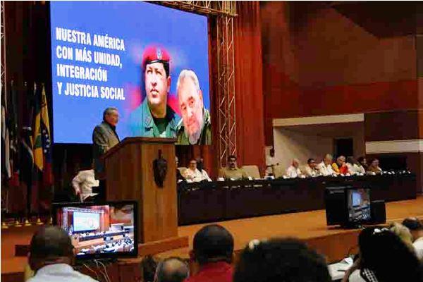 Convoca Raúl Castro a ser solidarios con Venezuela