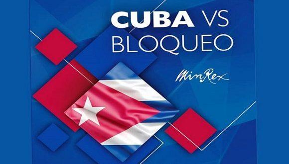 Cuba unida contra el bloqueo de EE.UU. (+ Fotos)