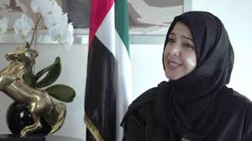 Recibió Cabrisas a Ministra de Emiratos Árabes Unidos