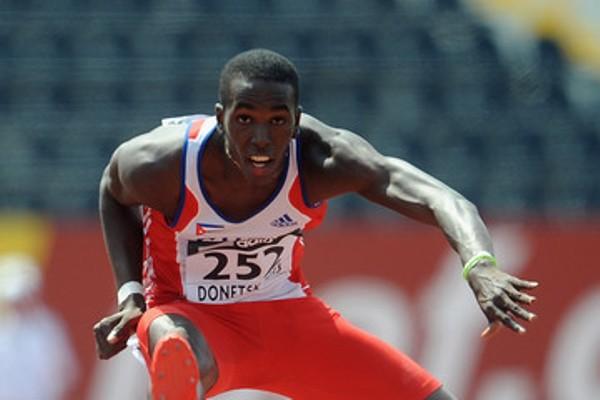 Cubano Iribarne termina séptimo en Mundial de Atletismo bajo techo