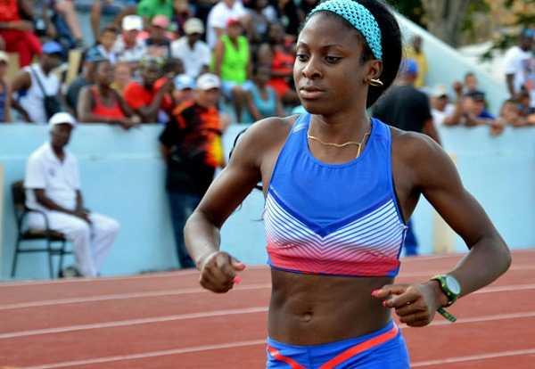 Camagüeyana Rosemay Almanza en semifinal panamericana de los 800 metros