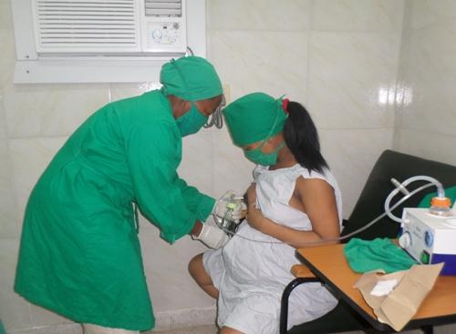 Cuenta Cuba con nueve bancos de leche materna