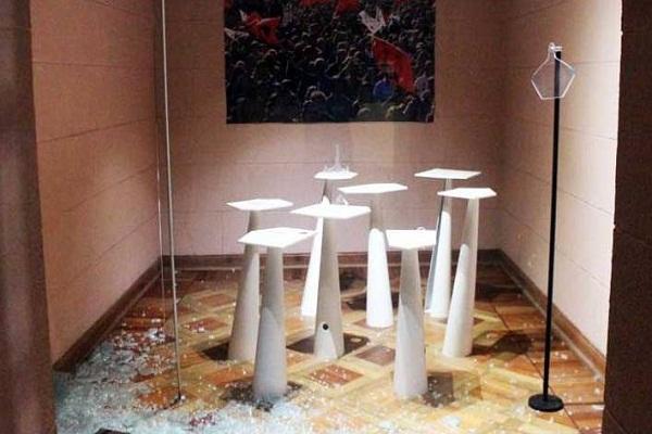 Robadas en museo chileno piezas que pertenecieron a Salvador Allende