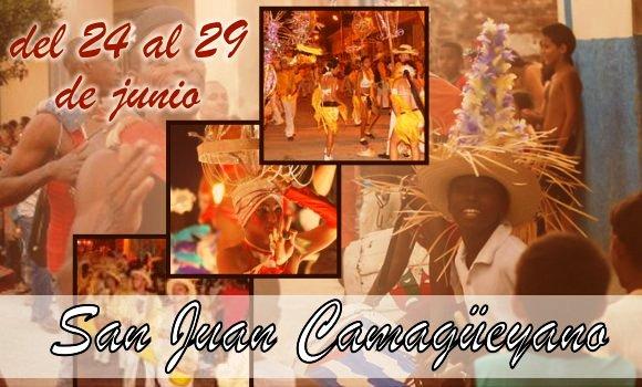 En la medianoche rompen fiestas del San Juan camagüeyano