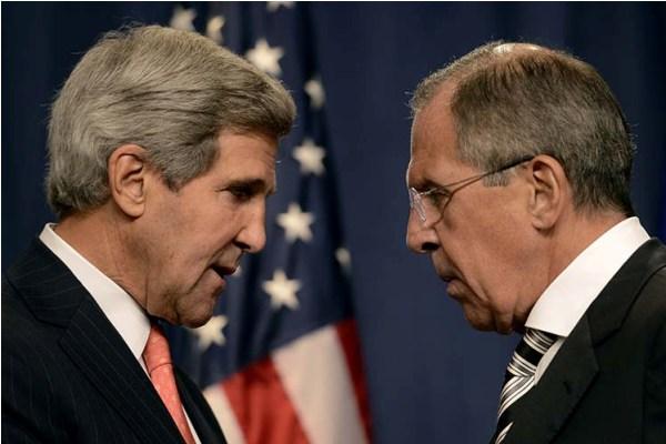 Lavrov y Kerry acuerdan acciones contra la violencia en Siria