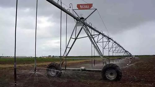 Favorece inversión sistemas de riego para incrementar cultivos en Santiago de Cuba