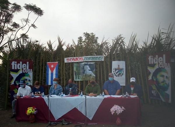 Nuevo encuentro pueblo-gobierno en Camagüey, desde el consejo popular Aguilar