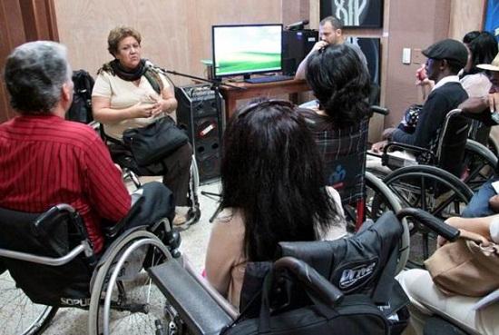 Mostrará Cuba logros en inclusión de personas discapacitadas