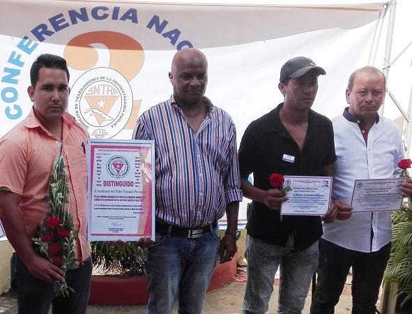 Reconocen a nivel nacional resultados de entidades camagüeyanas de la Administración Pública