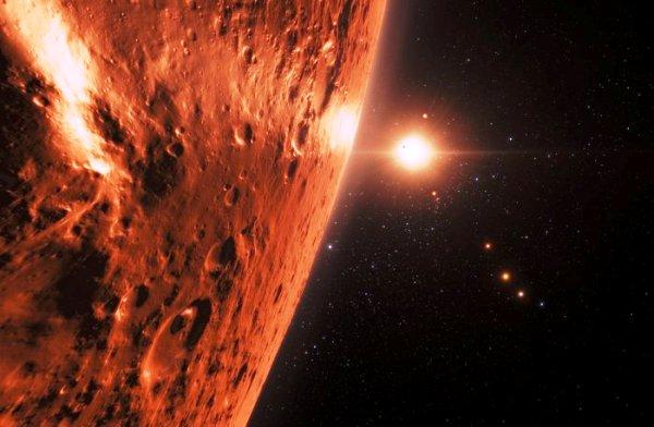 Posibilidad de un mundo habitable en uno de los planetas de Trappist-1