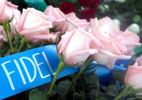 Fidel: eterno adalid de la Solidaridad (+ Audio)