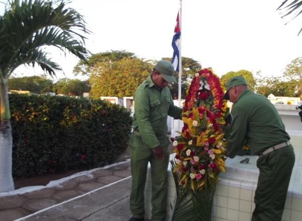 Homenaje en Camagüey al mártir campesino Sabino Pupo (+ Fotos y Audio)