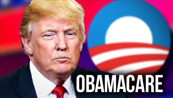 Trump redobla presión sobre republicanos para derogar el Obamacare