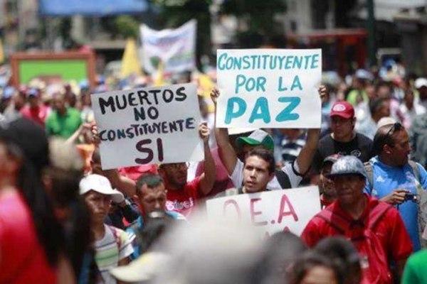 Asamblea Nacional Constituyente investigará crímenes de odio en Venezuela