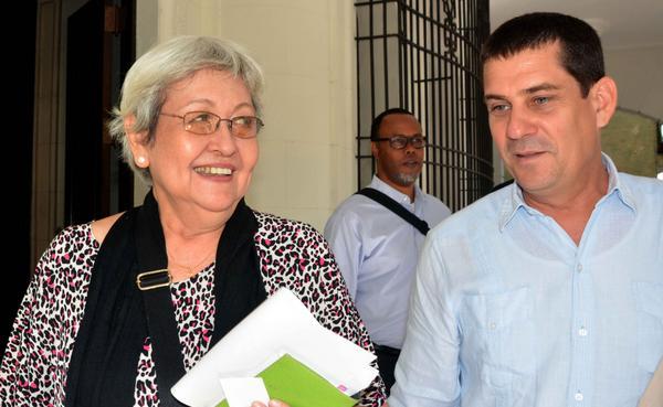 Experta independiente de ONU intercambia con sociedad civil cubana