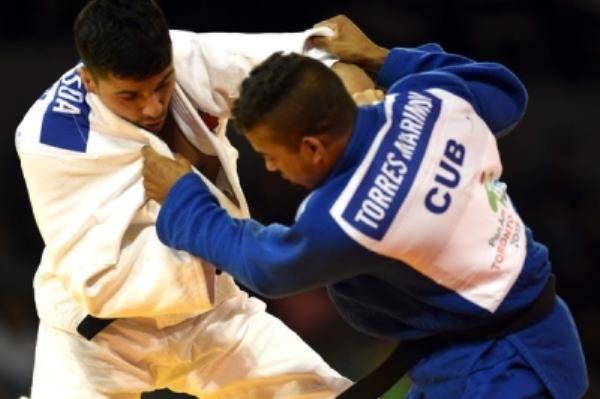Eliminados cuatro judocas cubanos en Grand Slam de Tokio