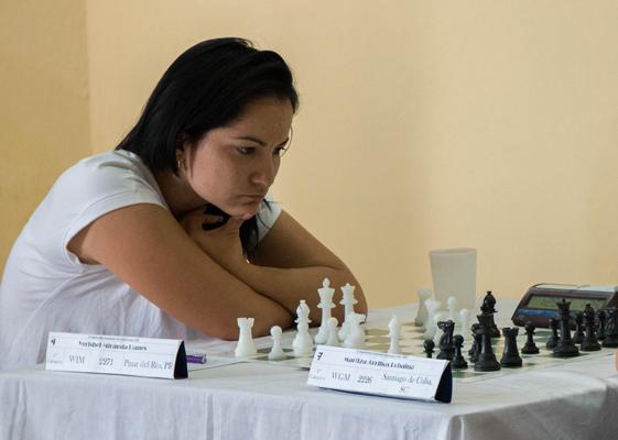 Cubans Miranda and Ordaz willrepresent Cuba in theWorldChess Cup