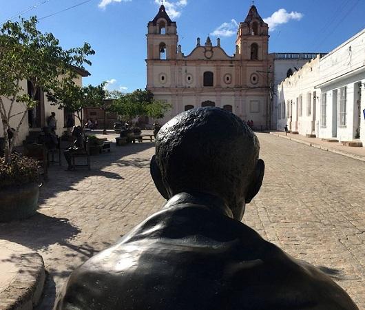 La Plaza del Carmen, donde se funden Historia y tradición (+ Fotos)
