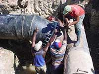 Avanzan inversiones para mejorar servicio de distribución de agua en Camagüey