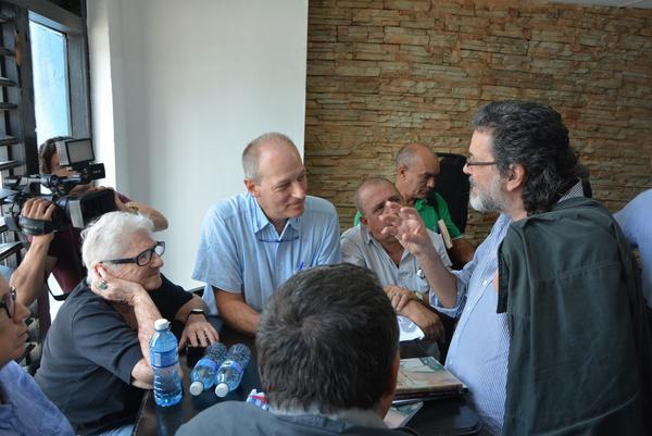 Ministro cubano de Cultura considera clave preservar la memoria histórica de la nación