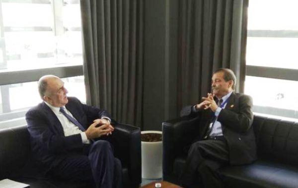 Resaltan Cuba y Azerbaiyán rol de Países No Alineados en defensa de la paz