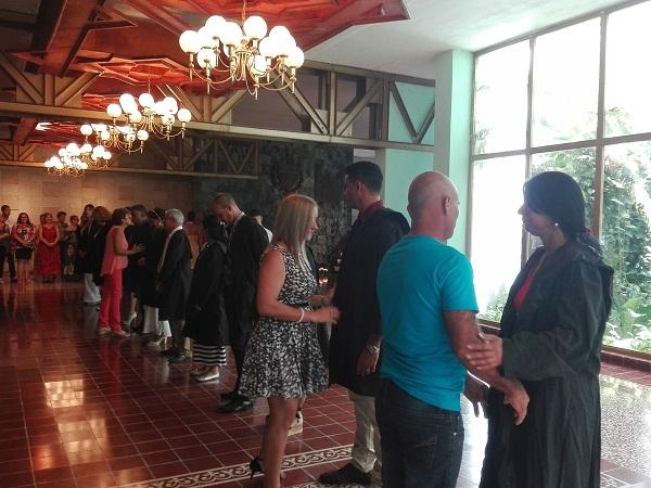 Juristas camagüeyanos rinden tributo al Comandante en Jefe (+ Fotos)