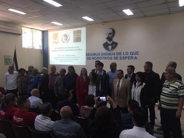 Constituyen en Camagüey filial de la Academia de Ciencias de Cuba