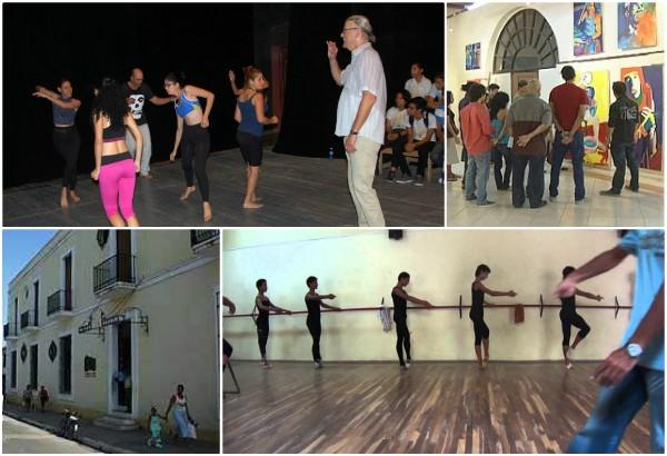 Rechazan ley Helms-Burton en Academia de las Artes de Camagüey (+Audio)