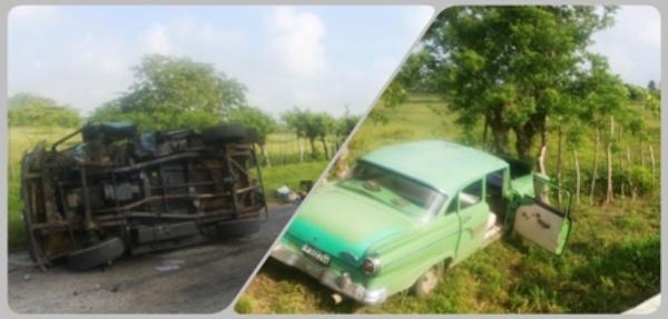 Disminuyeron los accidentes de tránsito en Camagüey durante 2017