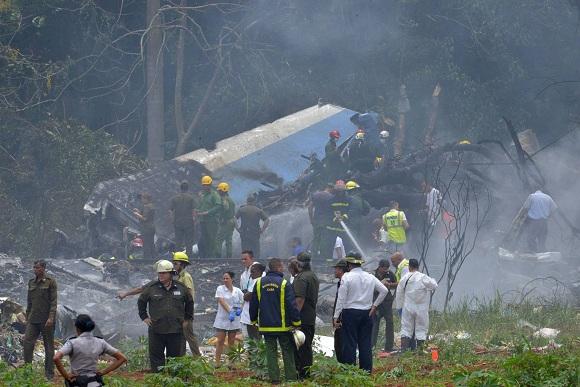 Informan resultados de investigación de accidente aéreo de mayo de 2018 en Cuba