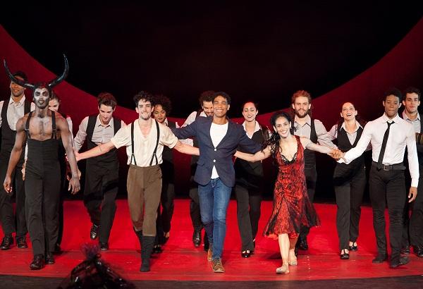 Compañía cubana Acosta Danza realizará gira por España