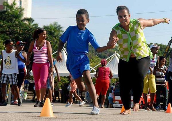 Amplia programación en Cuba para celebrar aniversario 58 del INDER