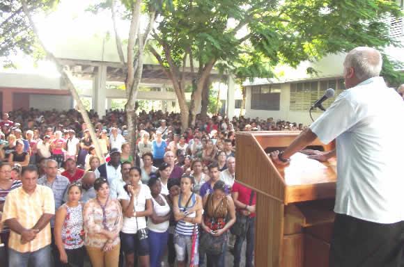 Universidad de Camagüey alcanza mayor matrícula de la última década