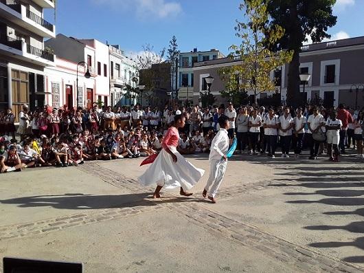 Jóvenes de Camagüey rememoran acciones revolucionarias del 13 de marzo de 1957