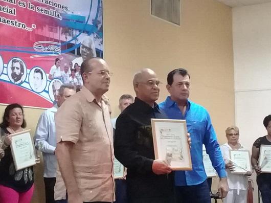 Camagüey celebra a sus educadores (+ Audio)