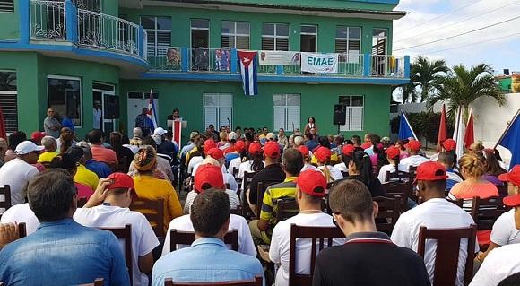 Reconocen avances de la industria metalúrgica camagüeyana