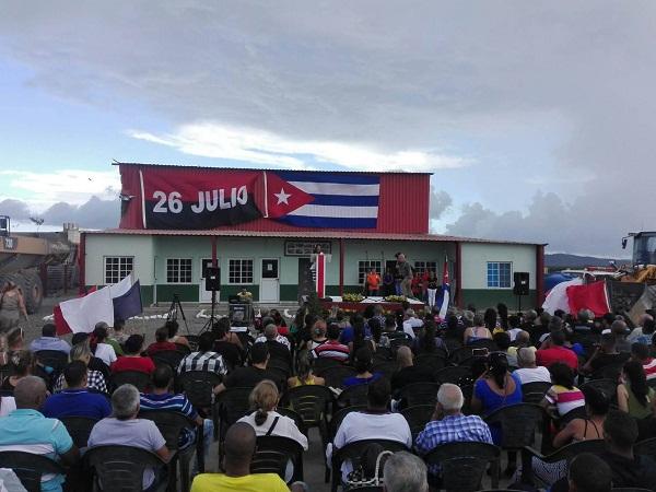 Camagüeyanos del sector geominero ratifican compromiso con la economía nacional (+Fotos)