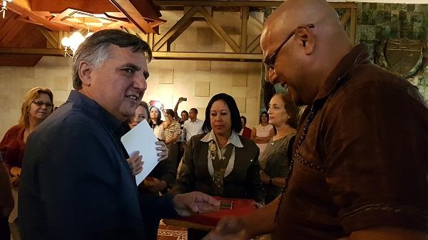 Oficina del Historiador de Camagüey reconoce a trabajadores e instituciones de la Cultura (+Fotos)
