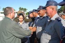 Ratifica Policía Nacional Revolucionaria en Camagüey compromiso con la Revolución