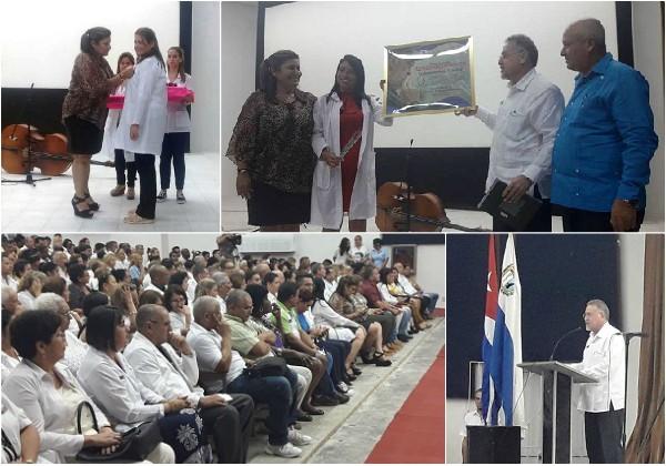 Celebran en Camagüey Día de la Medicina Latinoamericana