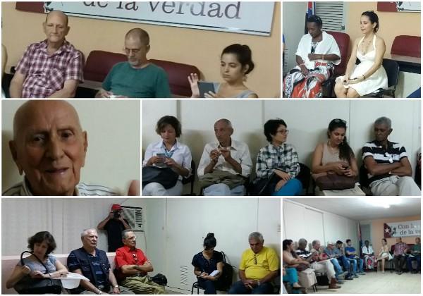 Una familia camagüeyana de 60 años sigue Adelante