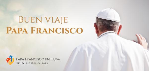 Papa Francisco en Cuba: Minuto a minuto (22 de septiembre)