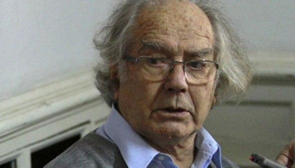 Saquean casa del Premio Nobel de la Paz Adolfo Pérez Esquivel