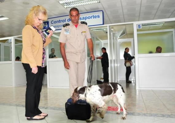 La Aduana de Cuba reafirma compromiso con la seguridad del país