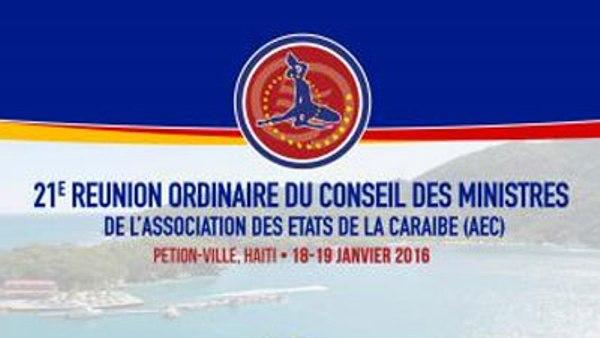 Sesiona hoy Consejo Ministerial de la Asociación de Estados del Caribe