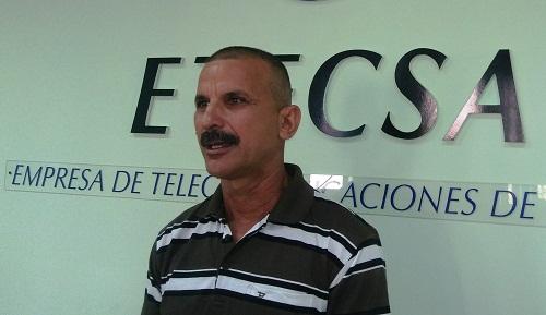 Agente no estatal de Telecomunicaciones representará a Camagüey en XXI Congreso de CTC