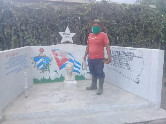 La felicidad de un guajiro camagüeyano (+ Fotos y Audio)