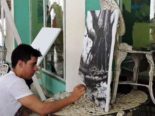 Celebra la vanguardia artística camagüeyana cumpleaños de organizaciones juveniles
