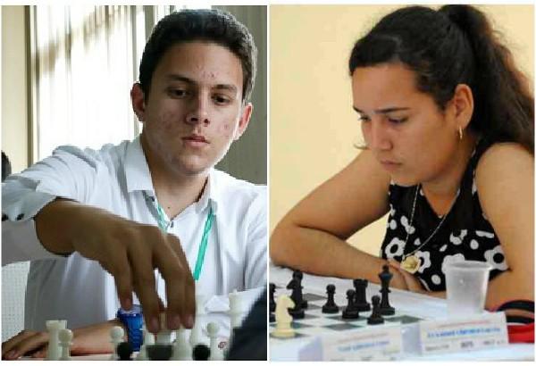 Cubanos Albornoz y Roxangel mejoran resultados en Mundial Juvenil de Ajedrez