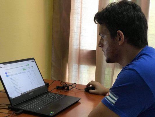 Albornoz representará a Camagüey en Campeonato Mundial Universitario Online de Ajedrez